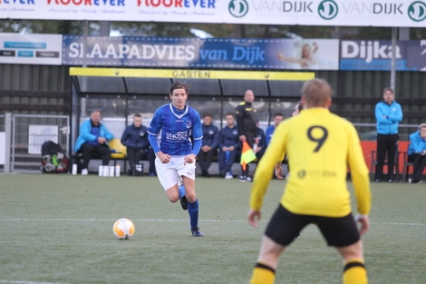wvf voetbal westenholte 11 87