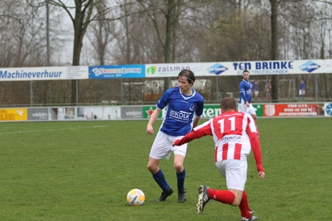 wvf voetbal westenholte 15 95