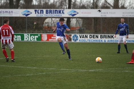 wvf voetbal westenholte 22 87