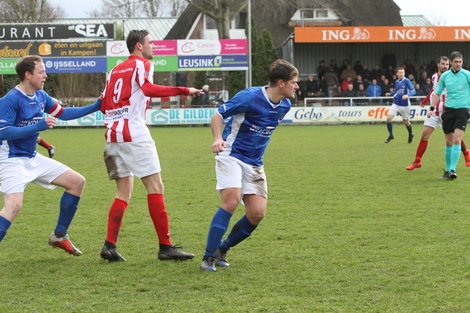 wvf voetbal westenholte 23 85
