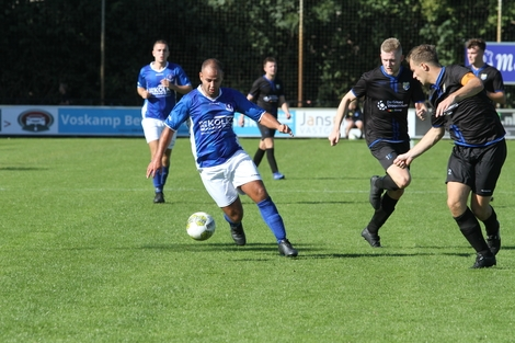 wvf voetbal westenholte 23 99