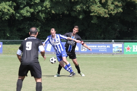 wvf voetbal westenholte 24 95