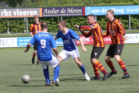 wvf voetbal westenholte 26 87