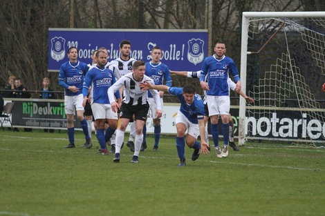 wvf voetbal westenholte 31 91