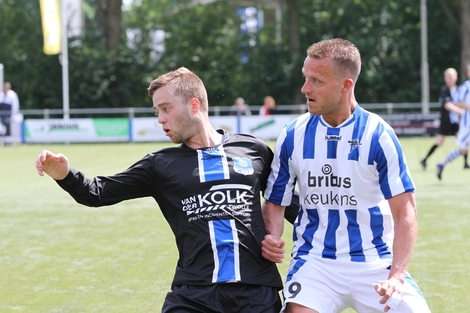 wvf voetbal westenholte 9 81