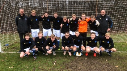 wvf voetbal westenholte WVF JO17-4