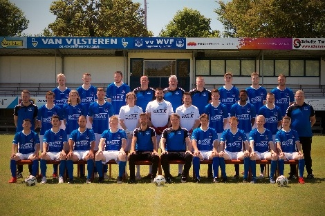 wvf voetbal westenholte WVF selectie 2019 2020