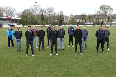wvf voetbal westenholte WVF trainers bovenbouw 2021-2022